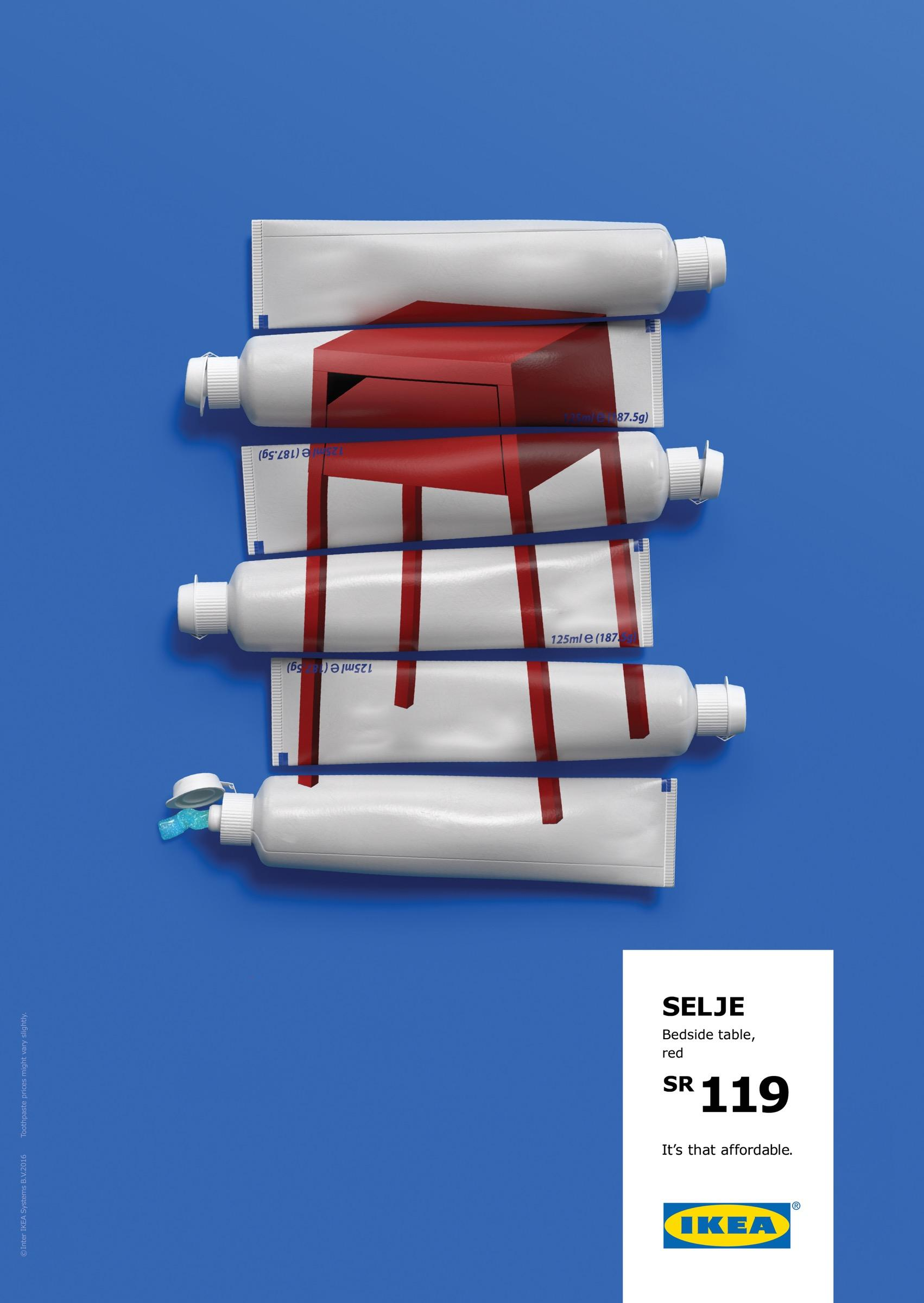 IKEA Print Ad - Nightstand