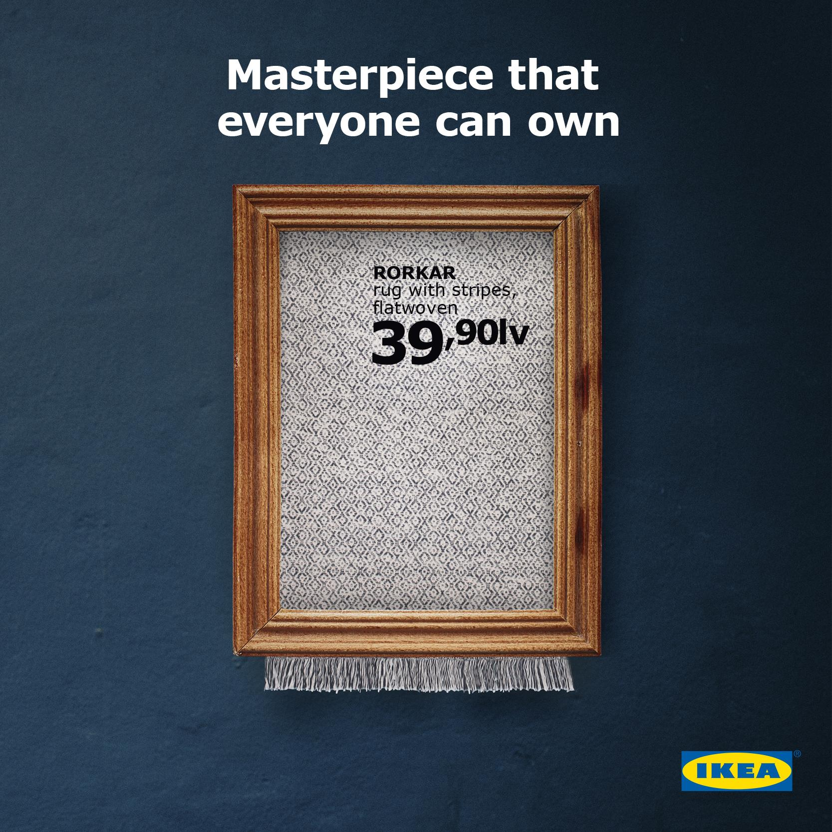 IKEA: Masterpiece