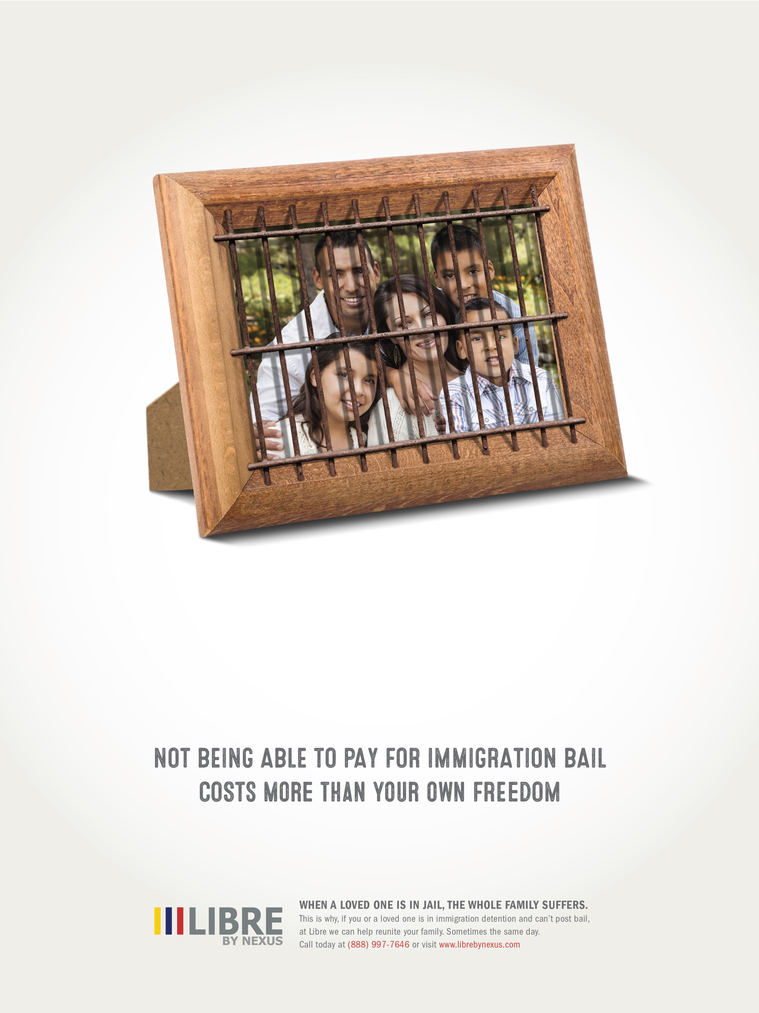 Libre by Nexus Print Advert By Pinta: Frame | Ads of the World™