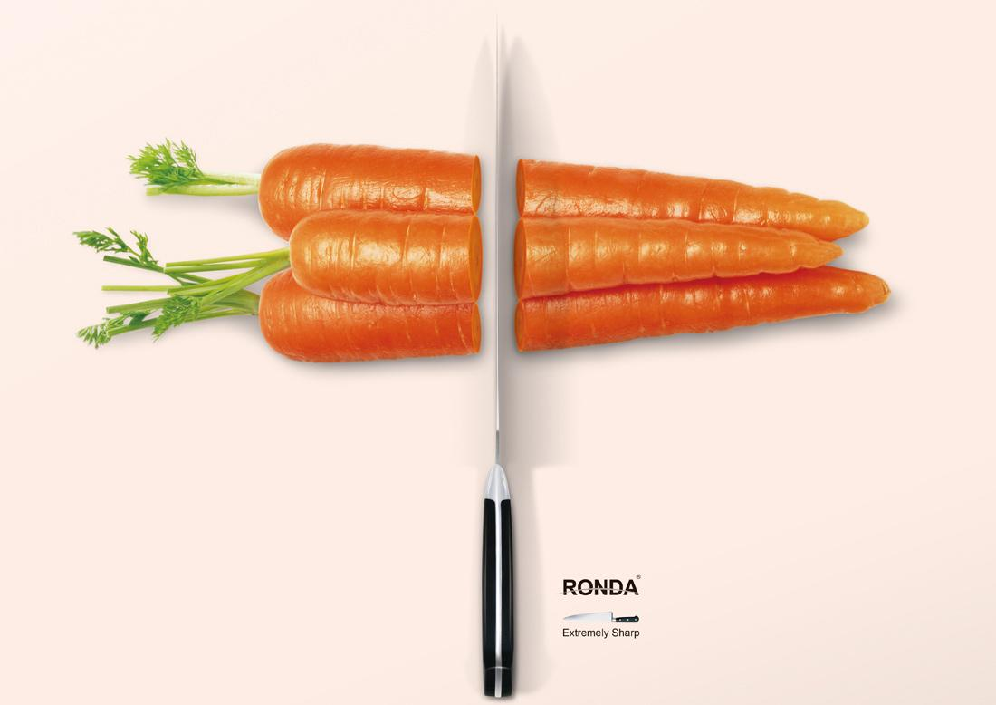 Ronda Print Ad -  Carrot