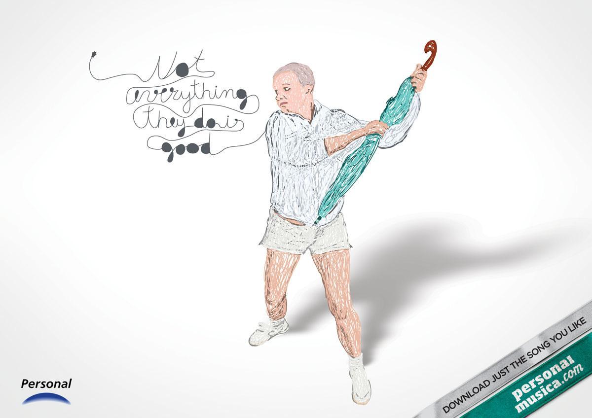 PersonalMusica.com Print Ad -  Britney