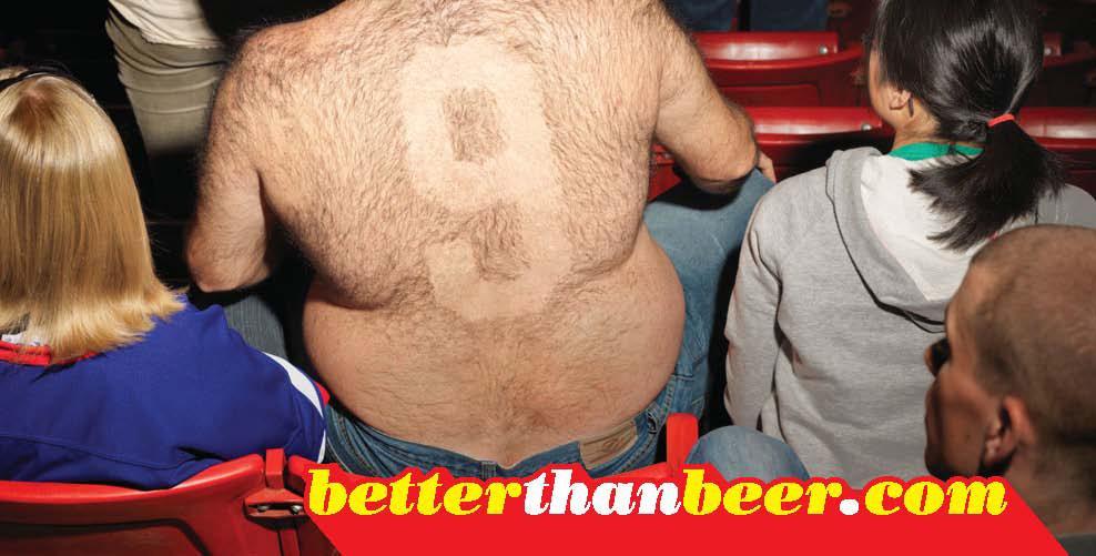 Better than beer Digital Ad -  Hockey Jersey