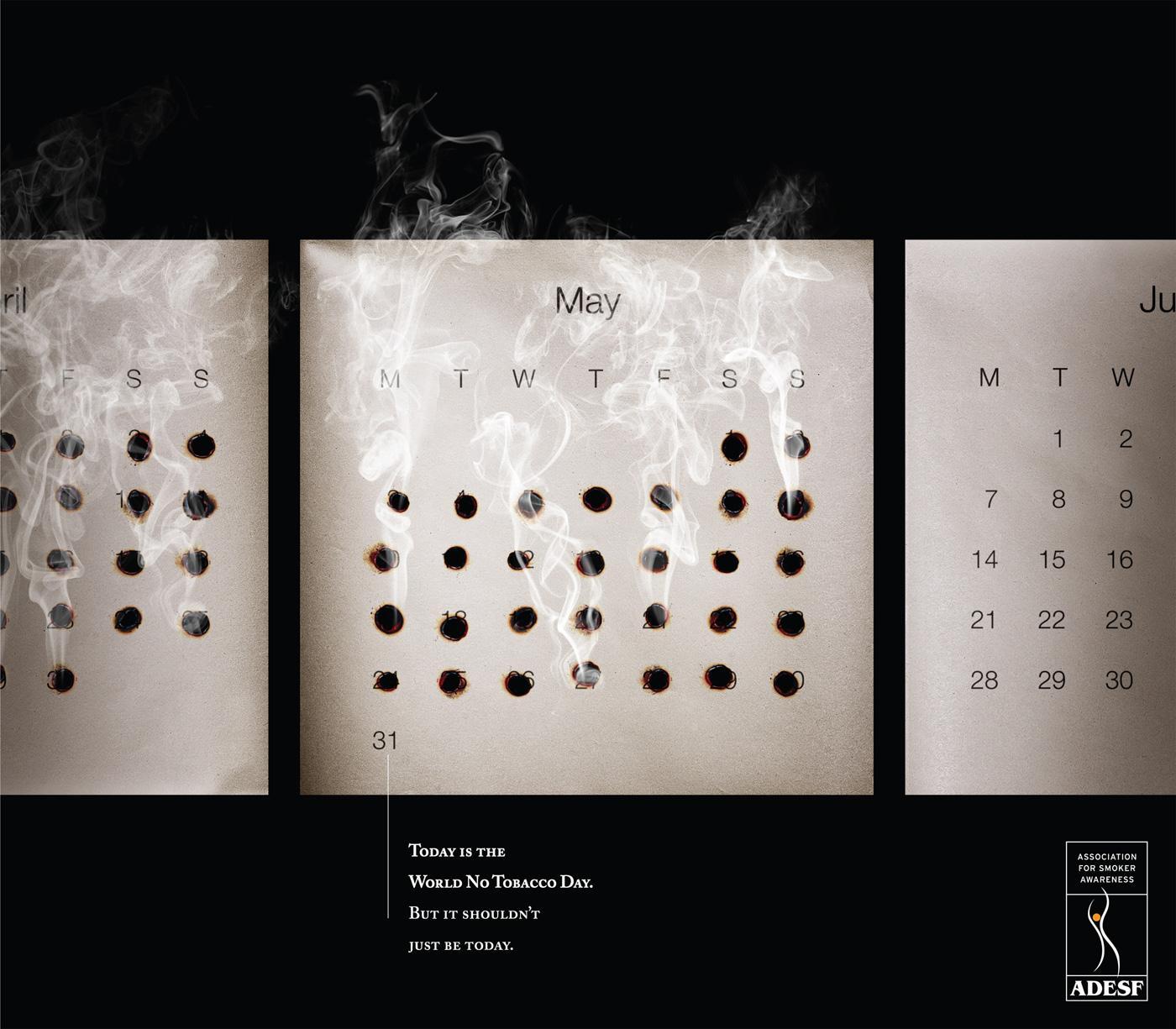 ADESF Print Ad -  Calendar