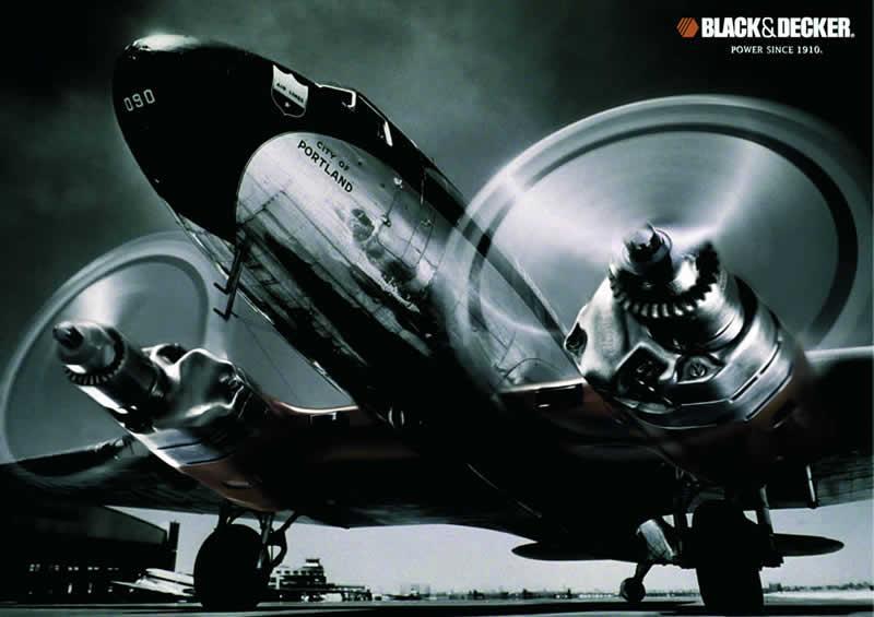Black & Decker plane