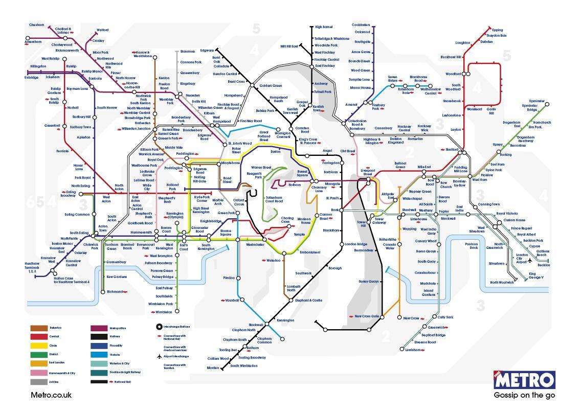 Metro Print Ad -  Amy