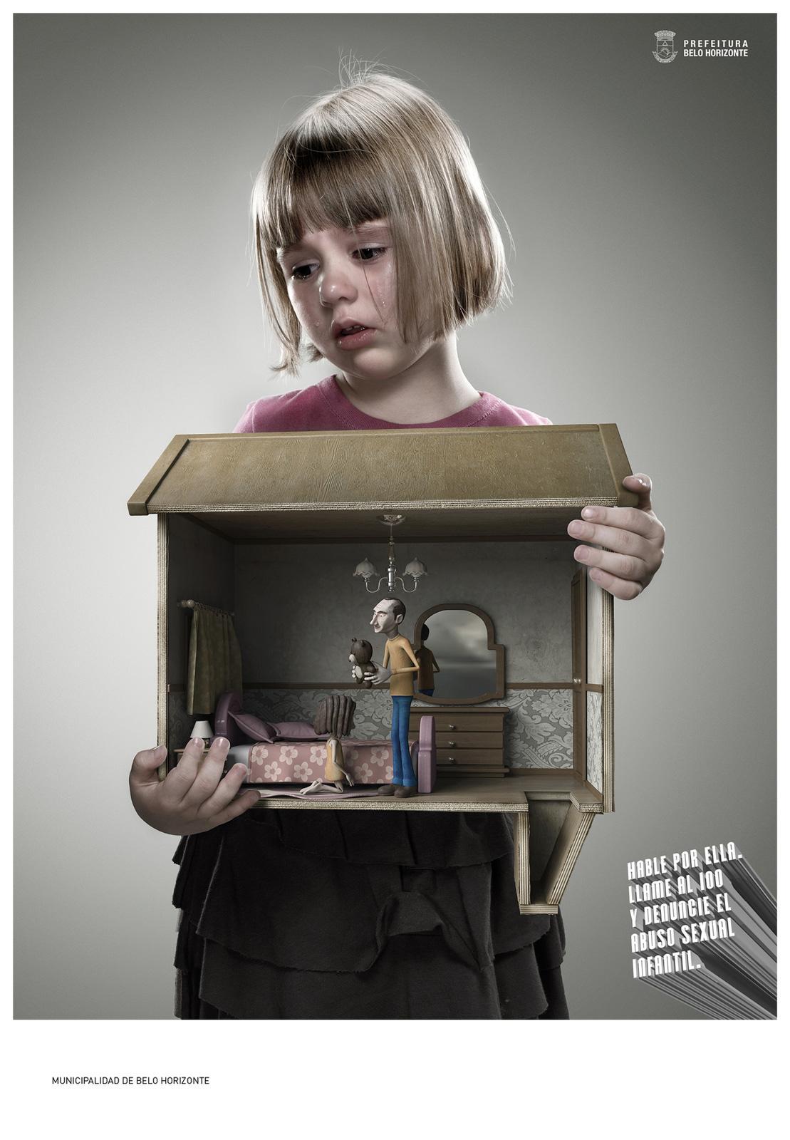 Prefeitura De Belo Horizonte Print Ad -  Speak For Her, 3
