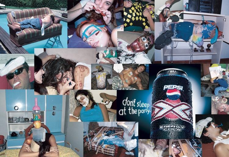 Pepsi Print Ad -  Party, 3