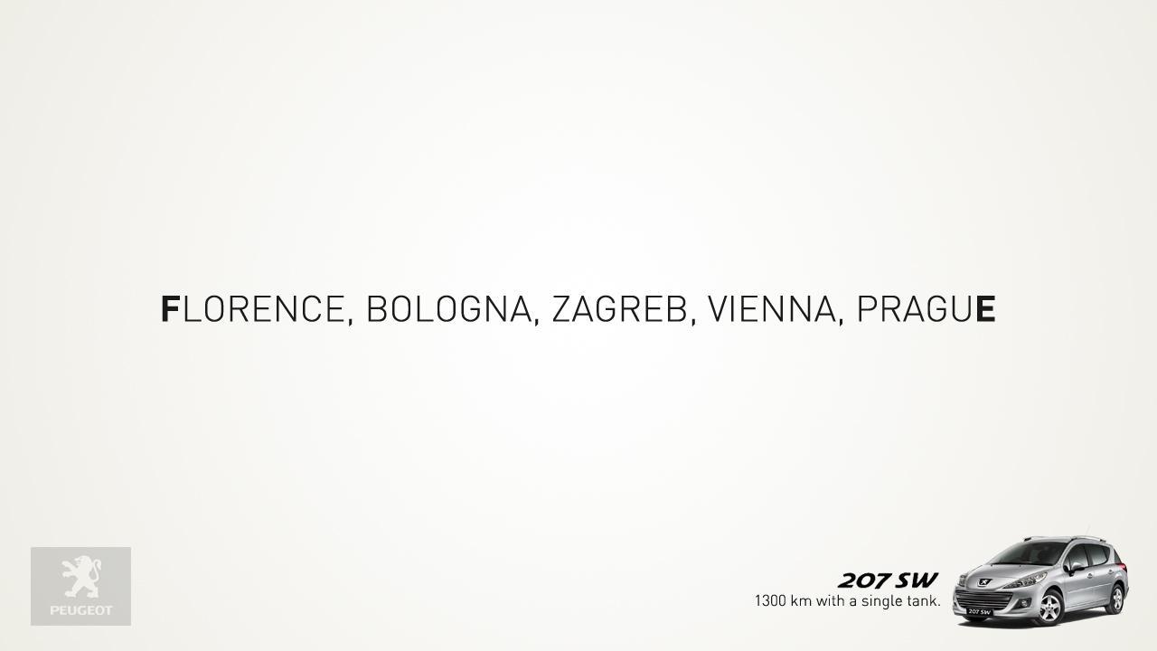 Peugeot Print Ad -  2