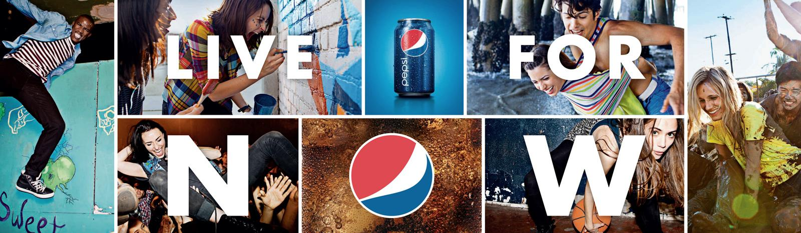 Pepsi Outdoor Ad -  Live For Now, 4