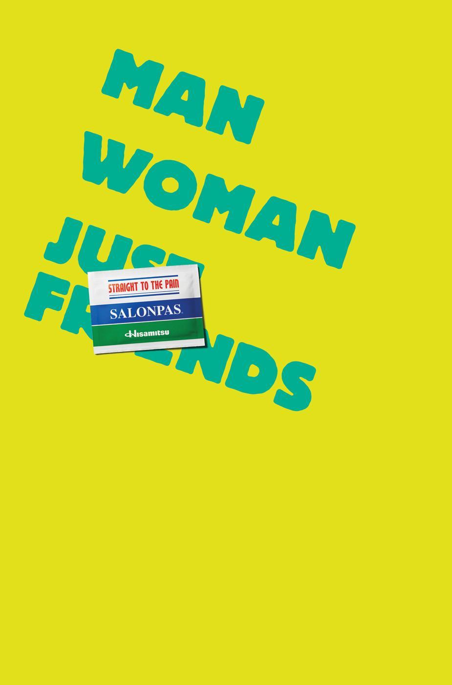 Hisamitsu Print Ad -  Friends