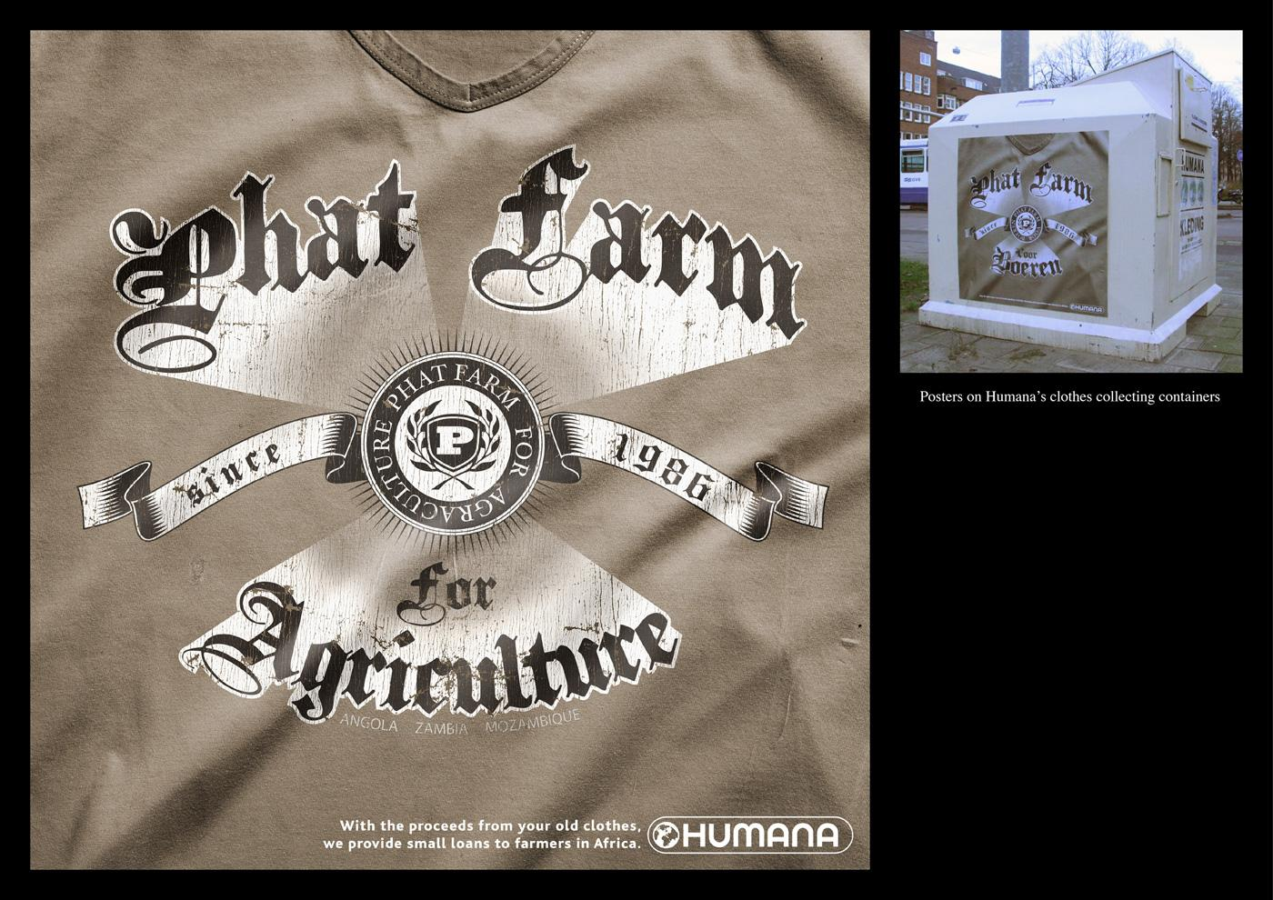 Humana Outdoor Ad -  Phat Farm