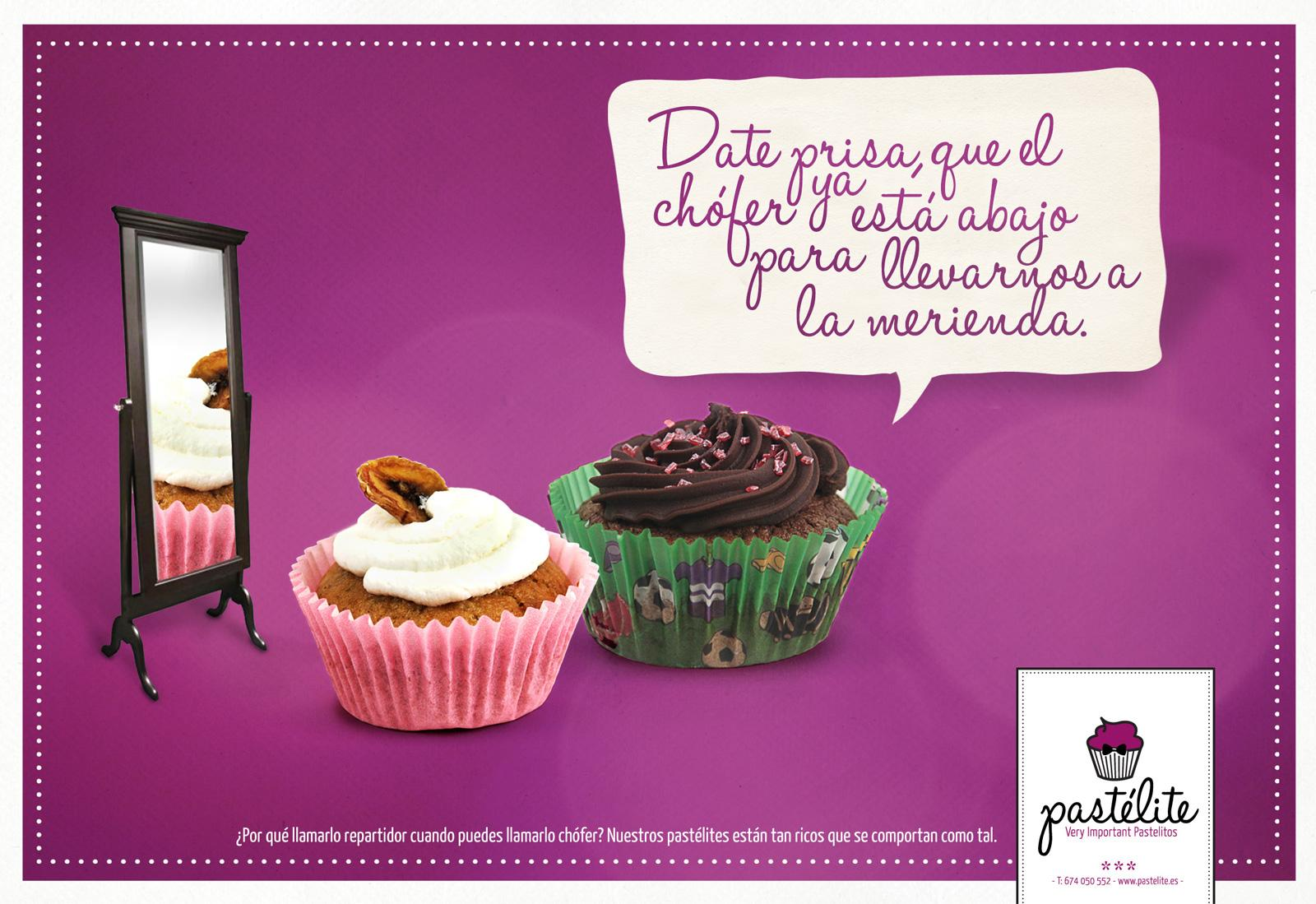 Pastélite Print Ad -  Very Important Pastelitos, 6