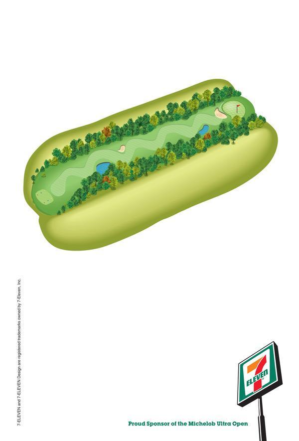 Michelob Ultra Open Hotdog