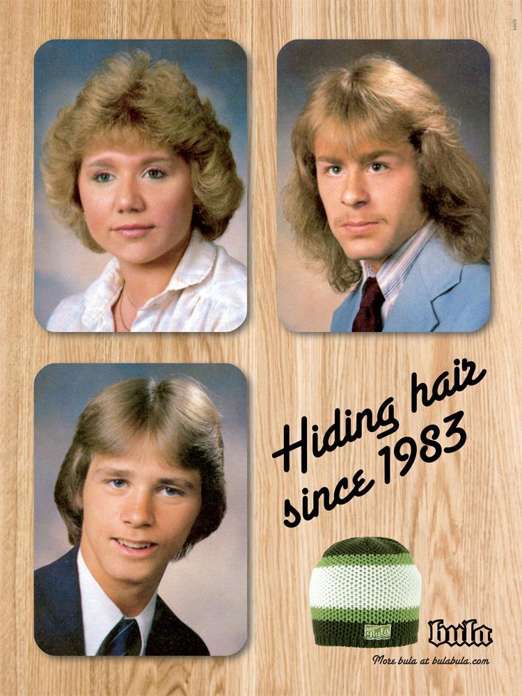 Hiding Hair