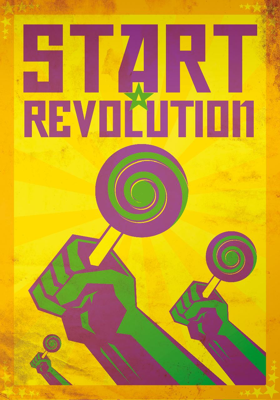 Meltin'Pot Print Ad -  Start a revolution. The new MP 001, 7