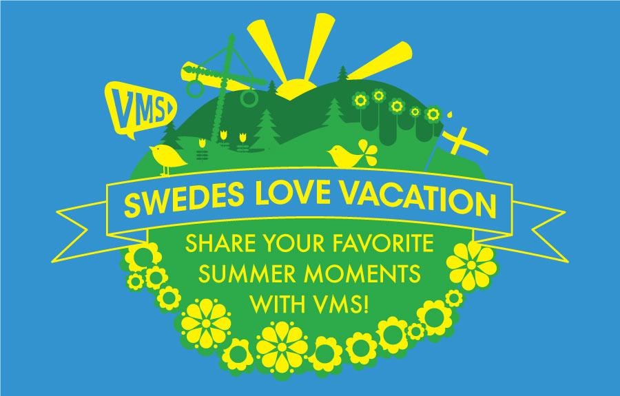Swedes Love Vacation Digital Ad -  Swedes Love Vacation