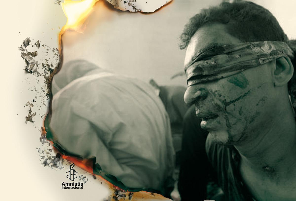 Amnesty International Print Ad -  Picture, 1