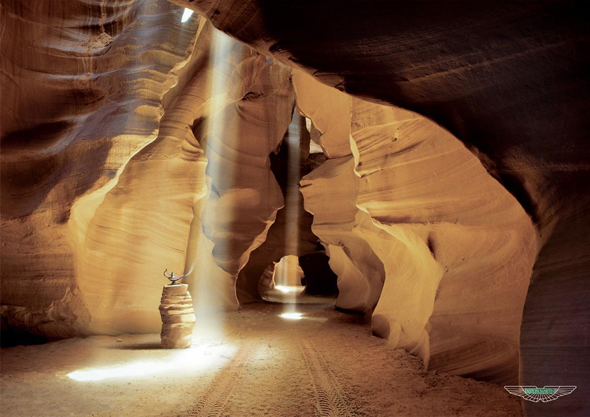 Aladdins's Cave