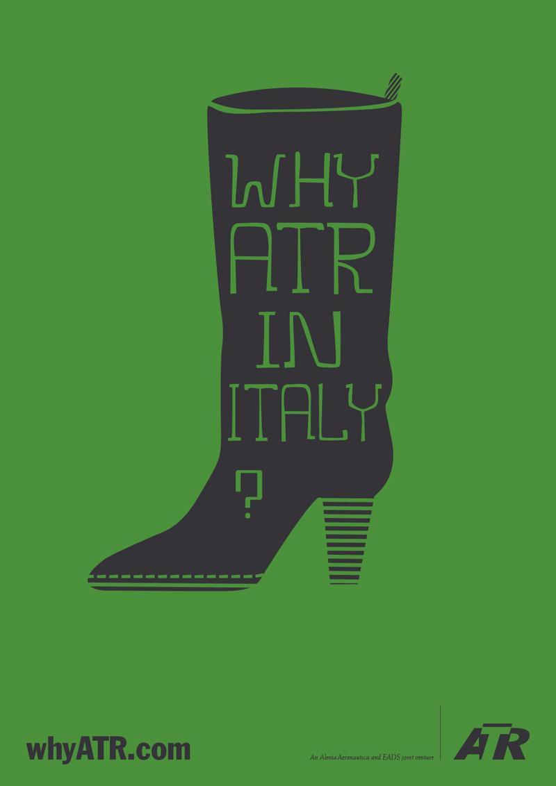 ATR Print Ad -  Italy