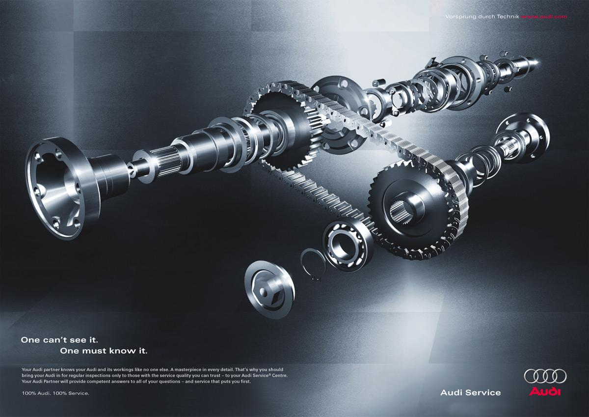Print Advert By : Pars Pro Toto, Differential | Ads of the World™