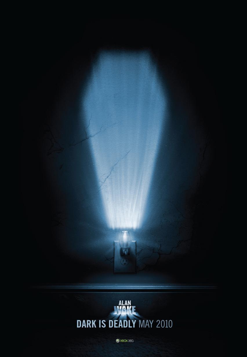 Xbox Print Ad -  Night light