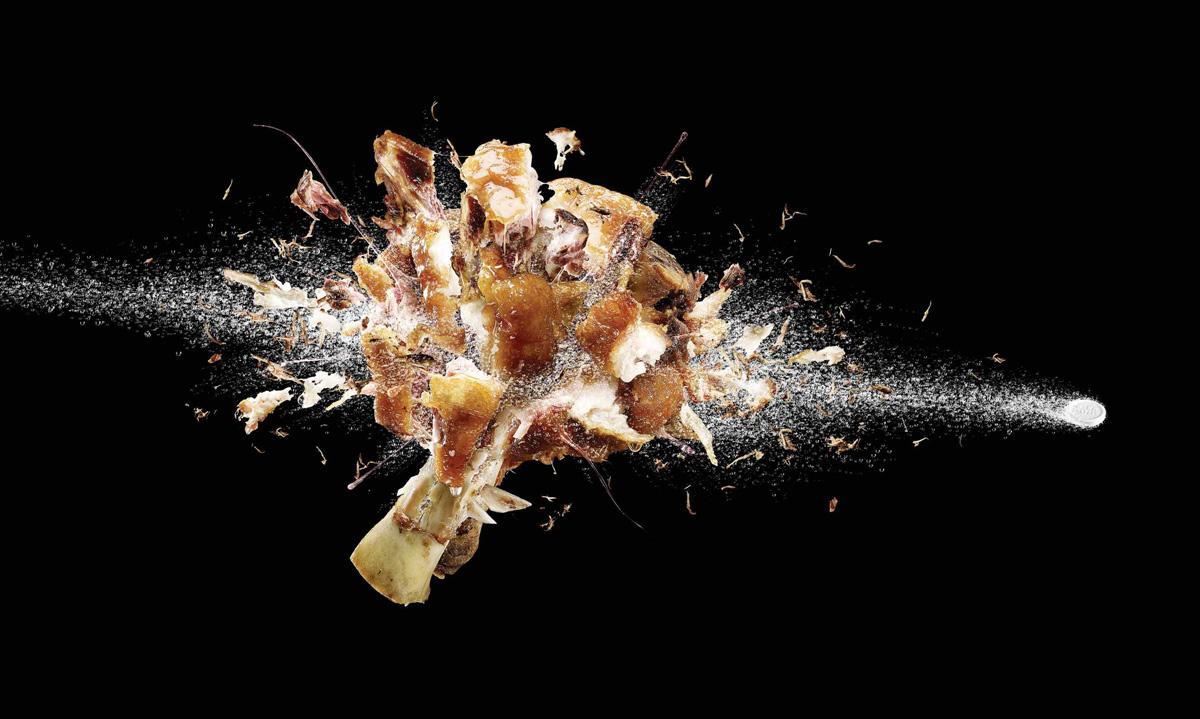 Alka Seltzer Print Ad -  Pork