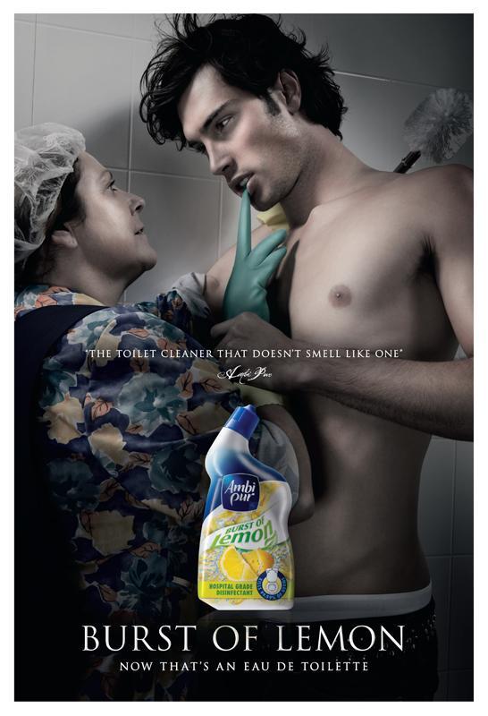 Ambi Pur Print Ad -  Eau De Toilette, Colour