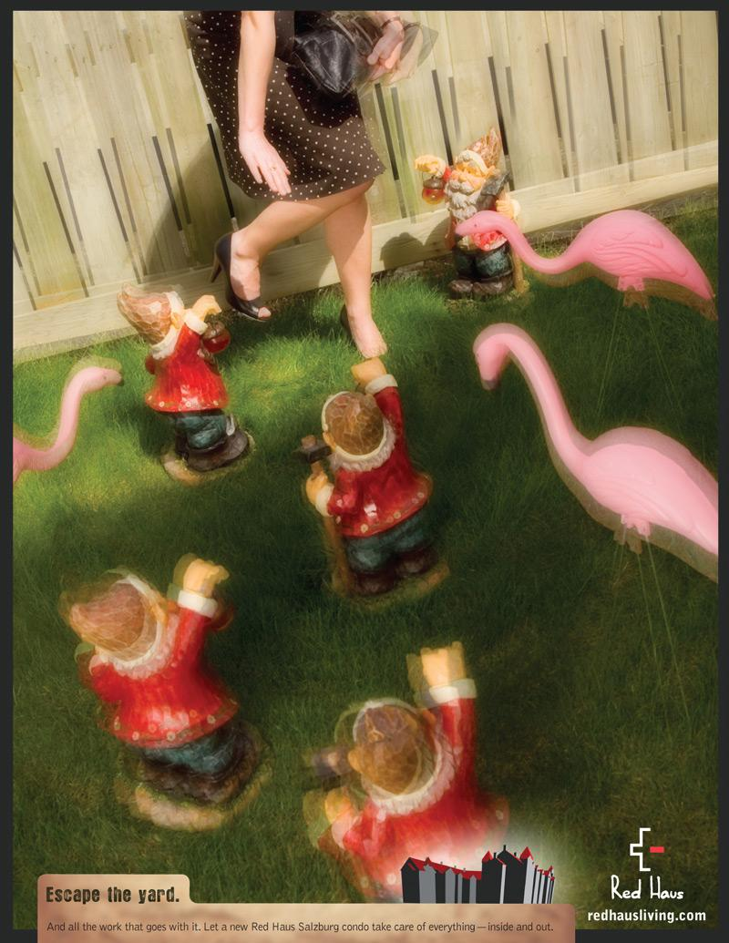 Attack of the Gnomes