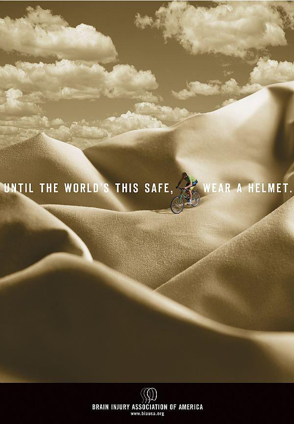 BIA Print Ad -  Bike