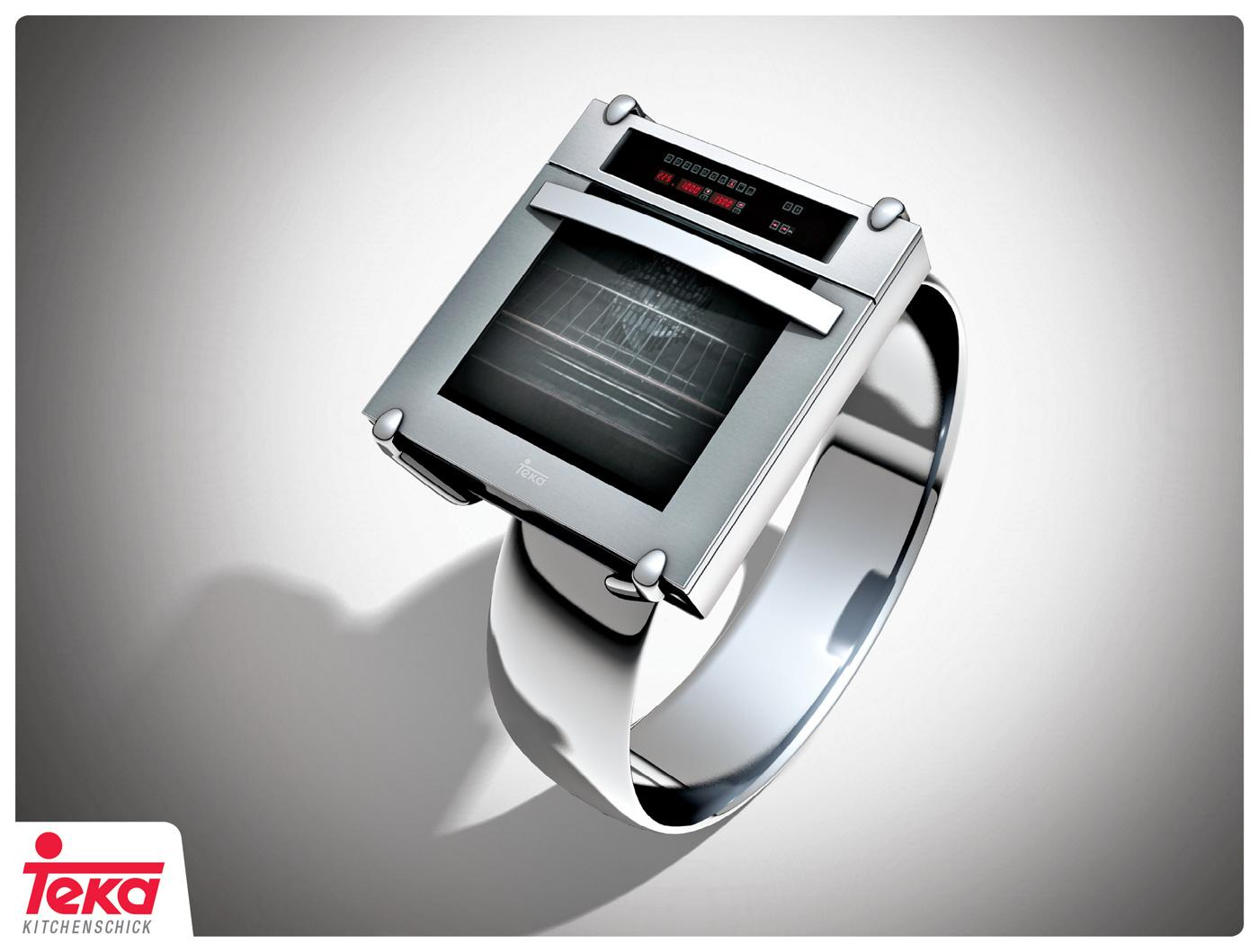 Teka Print Ad -  Jewelry, 3