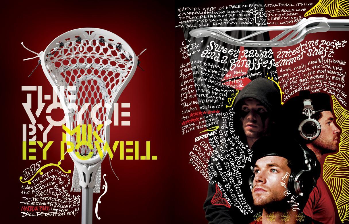 Mikey Powell Voyce