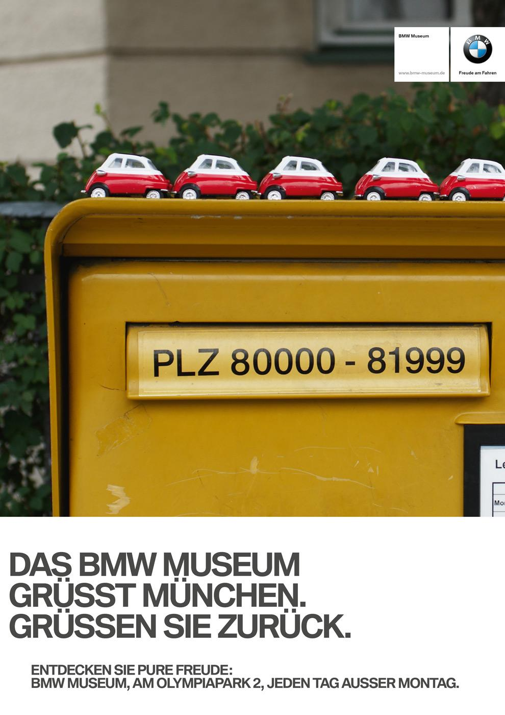 BMW Outdoor Ad -  1
