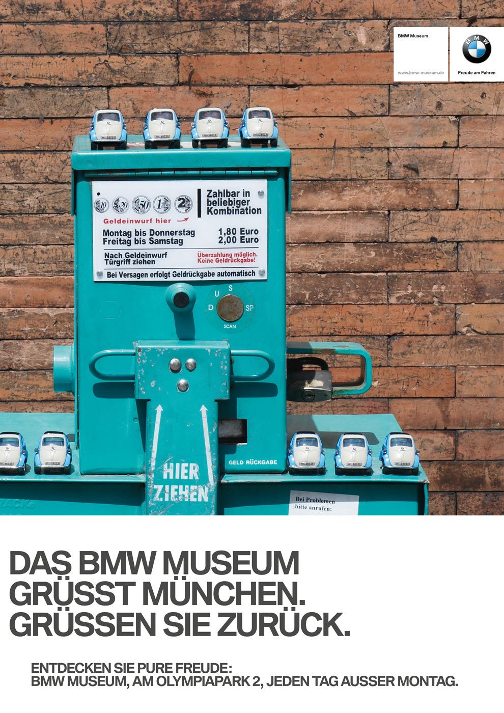 BMW Outdoor Ad -  2