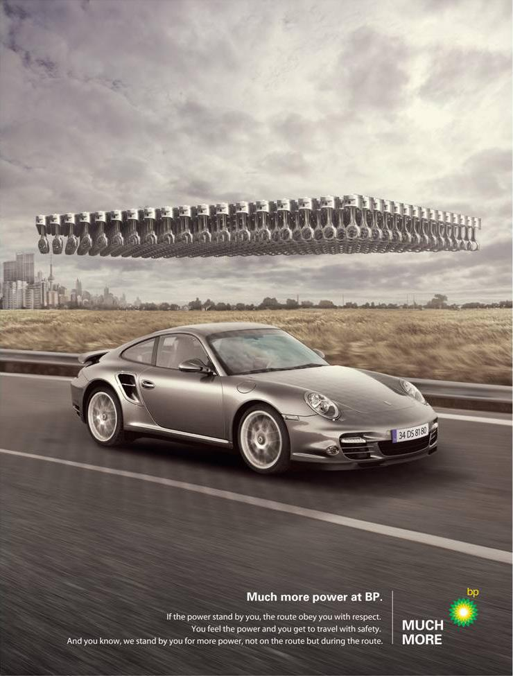 BP Print Ad -  Much more, 4