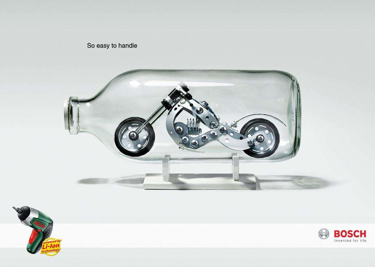 Bosch Print Ad -  Easy