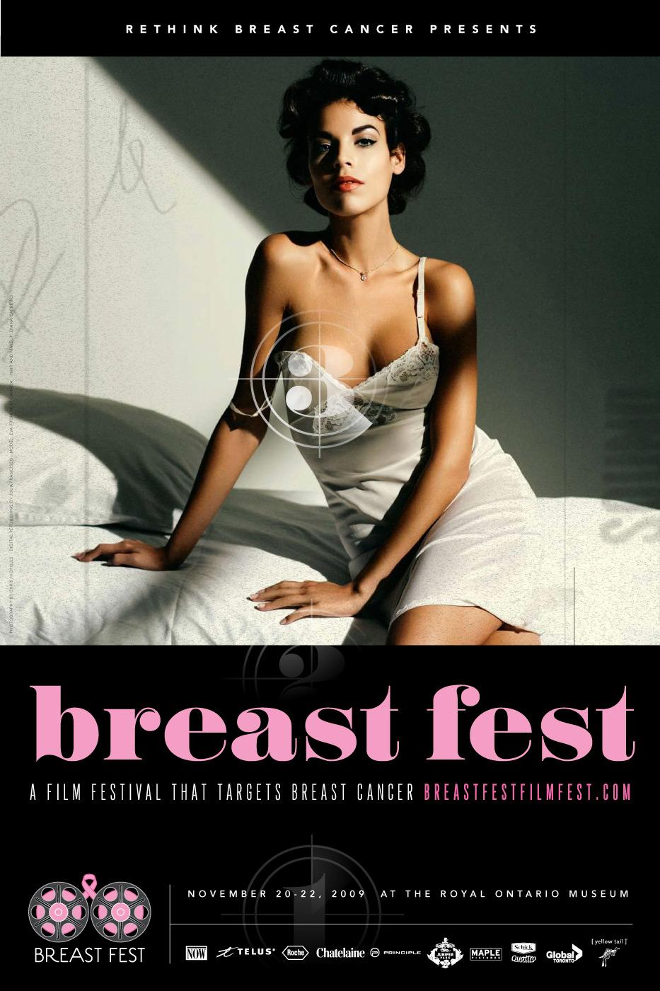 Breast Cancer Alliance Print Ad -  Poster, 3