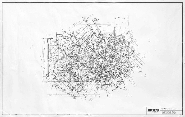 Hazco Print Ad -  CAD drawing