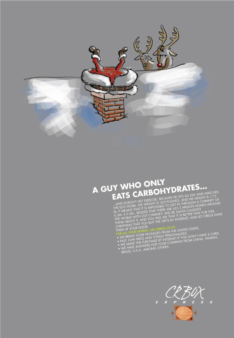 CRBox Express Print Ad -  Gifts, 2