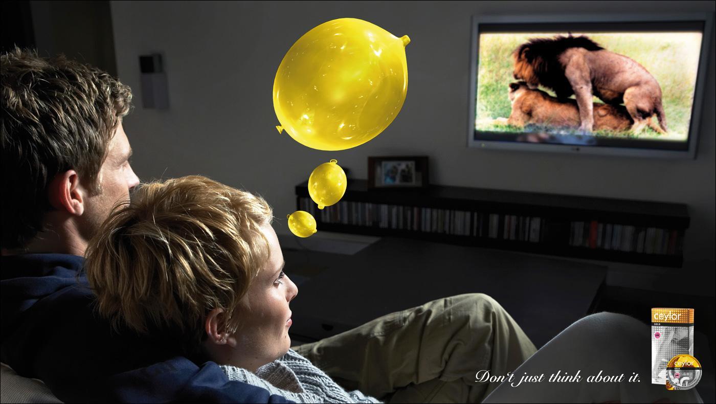 Ceylor Print Ad -  Couple