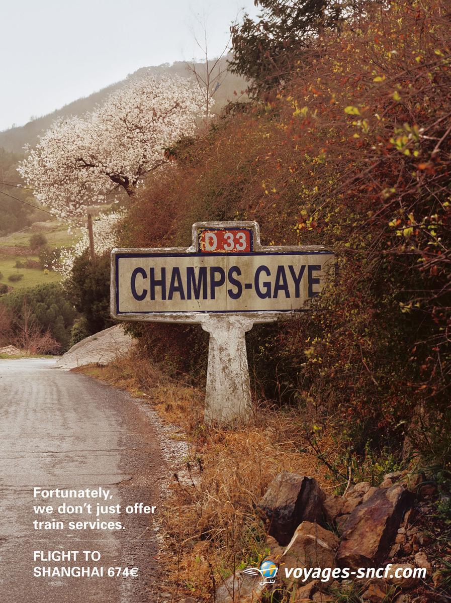 Champs Gaye