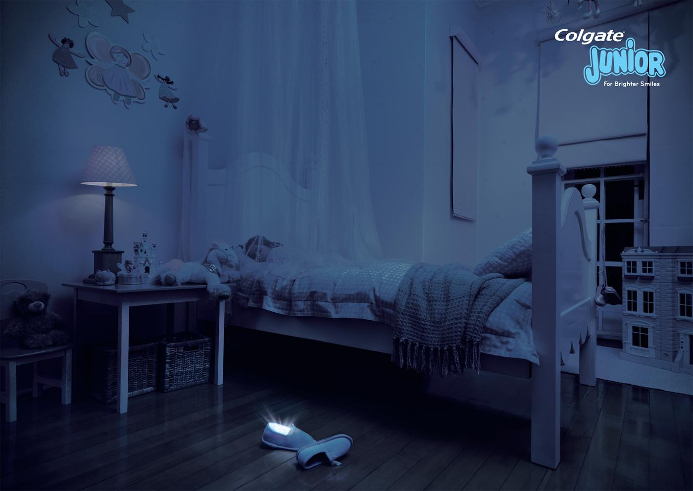 Colgate Print Ad -  Tooth Fairy
