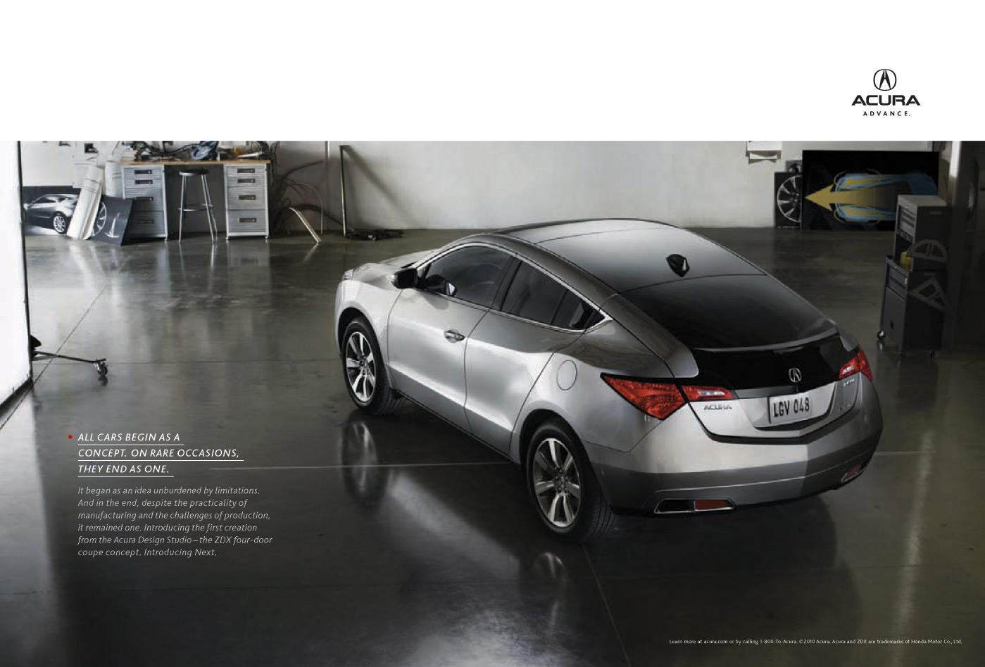 Honda Print Ad -  Concept
