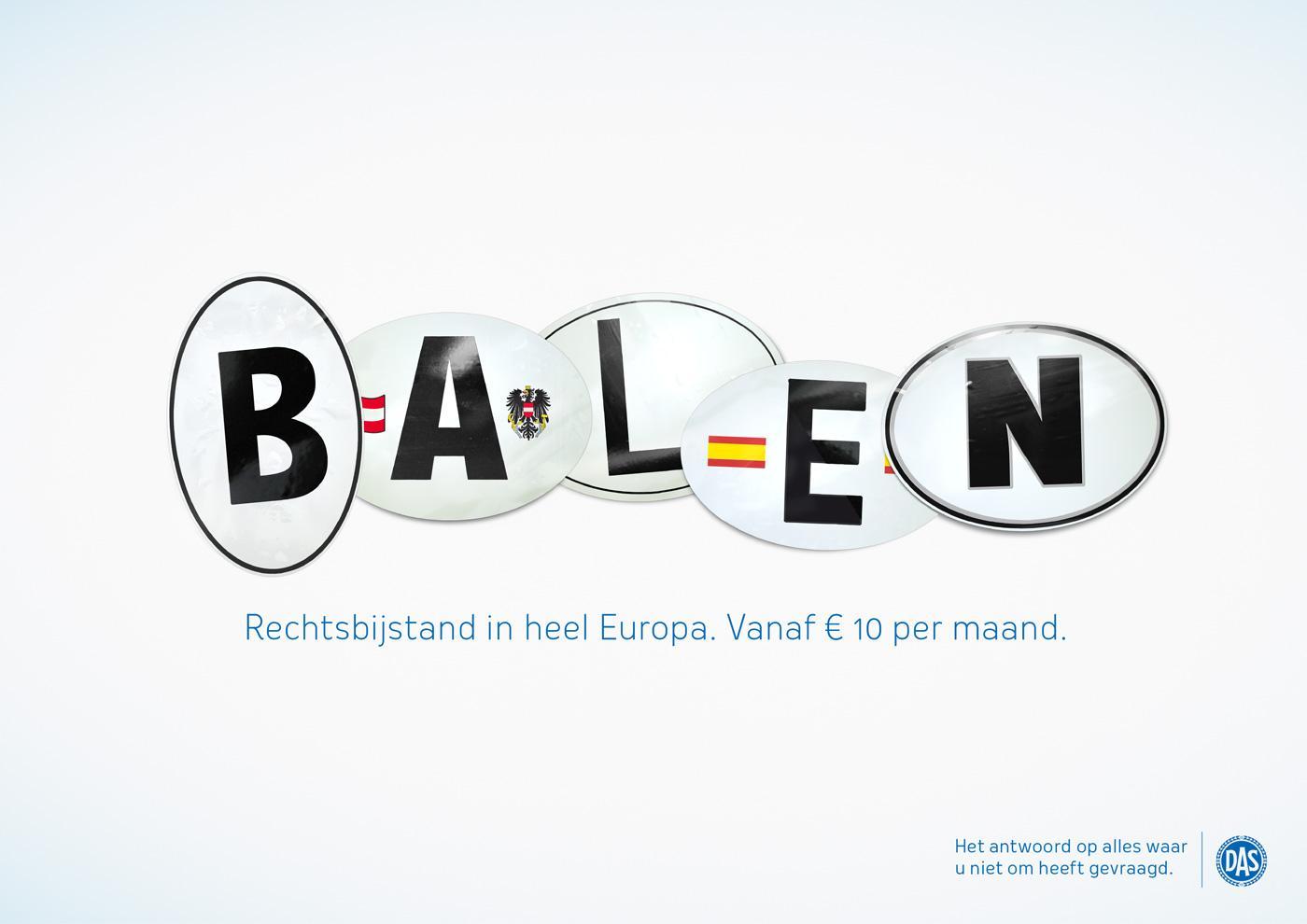 DAS Print Ad -  Balen