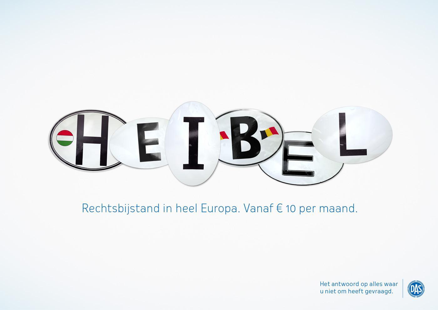 DAS Print Ad -  Heibel