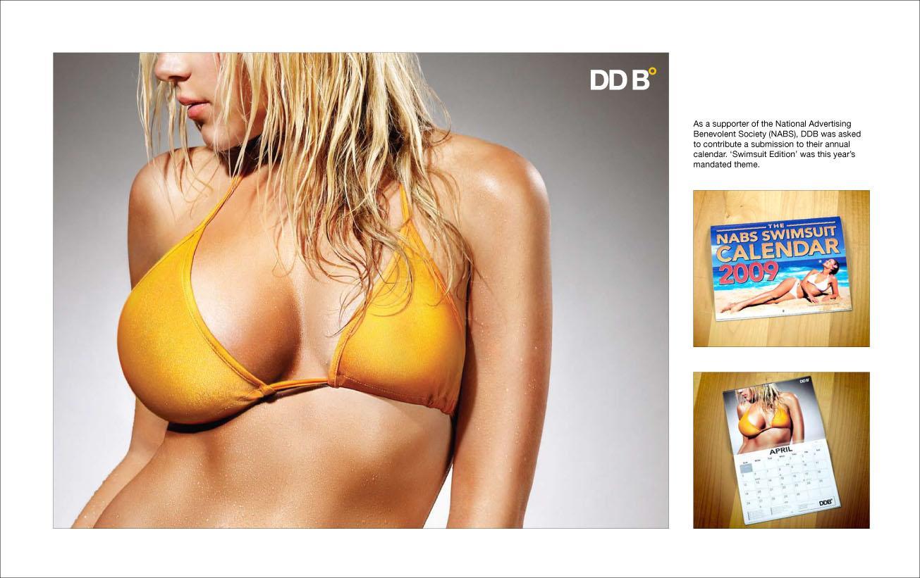DDB Direct Ad -  Calendar