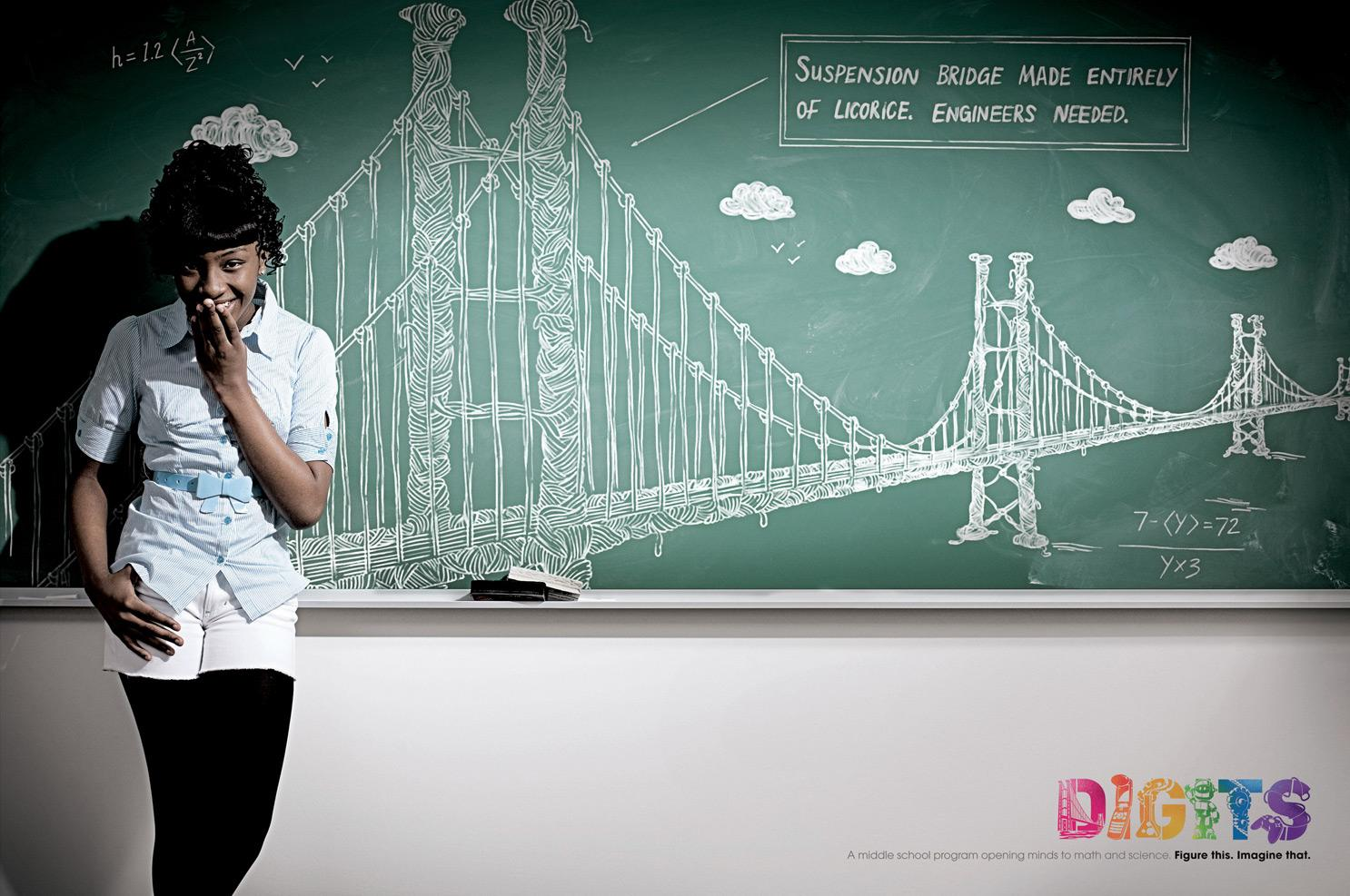 Digits Print Ad -  Engineers