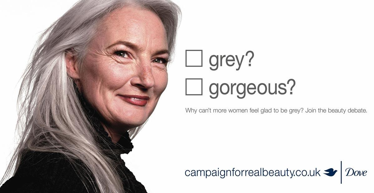 Grey / Gorgeous