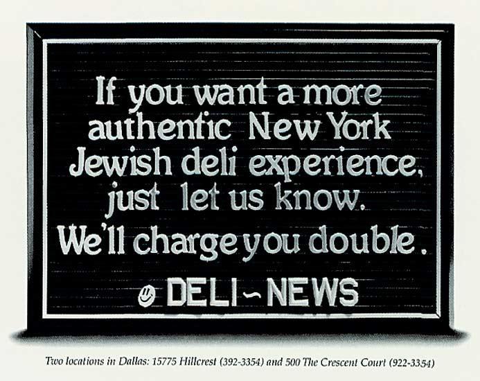 Deli News