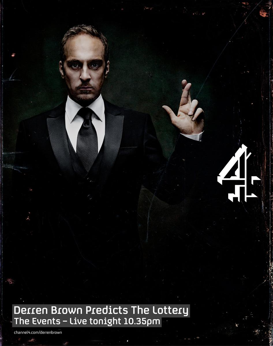Channel 4 Print Ad -  The events, 1