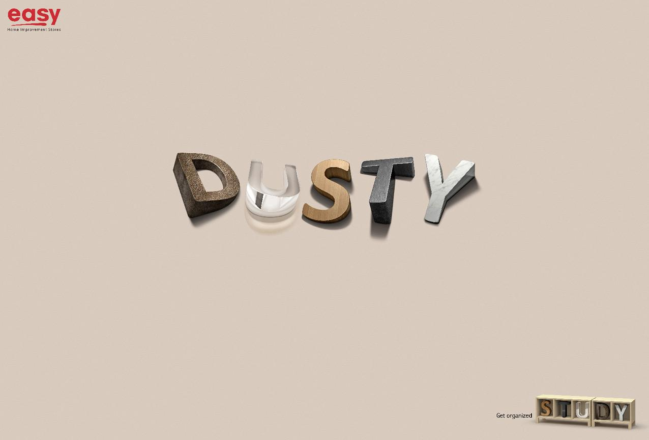 Easy Print Ad -  Dusty